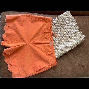 J McLaughlin Petal Shorts